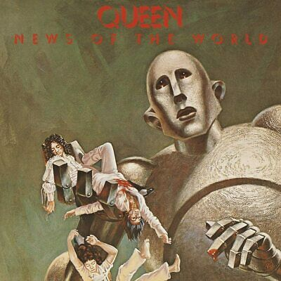 £5.99 • Buy Queen - News Of The World 2011 Digital Remaster Cd (new/sealed)
