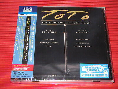 £41.59 • Buy 5gt Toto With A Little Help From My Friends  Japan Blu-spec Cd + Blu-ray Disc