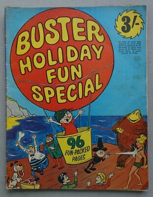 £0.99 • Buy Buster Holiday Fun Special Comic 1970 #2 GD+ (phil-comics)