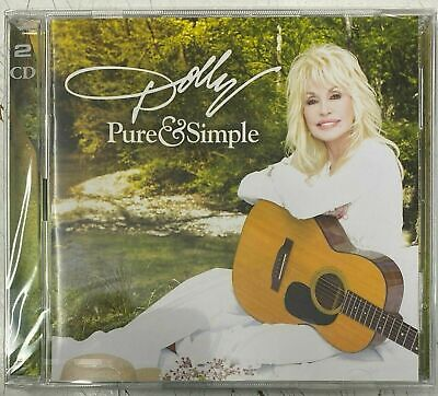 £3.95 • Buy Dolly Parton Pure & Simple (2CD) New Sealed