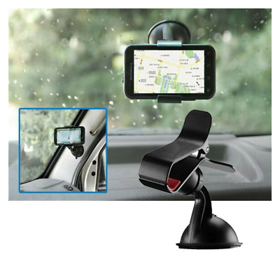 $1.07 • Buy Universal 360° Rotating Phone Car Windshield Mount GPS Holder Accessories