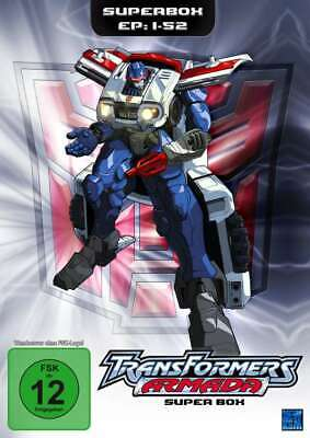 £38.99 • Buy Transformers: Armada - The Complete Animated TV Series   52 Episodes   New   DVD