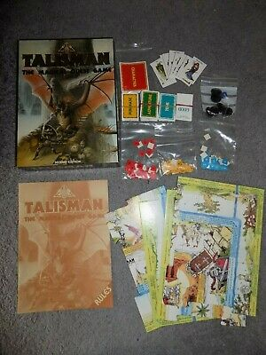 £64.99 • Buy Games Workshop Talisman Magical Quest 2nd Edition Board Game