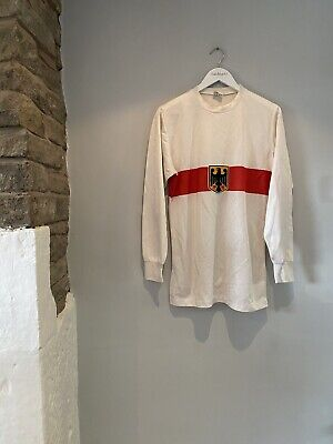£30 • Buy Large Mens Football Shirt, West Germany 1987 Olympics Issued? Worn? Adidas