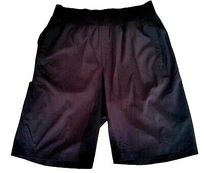$ CDN47.37 • Buy Lululemon Mens THE Short Linerless 11  Size Small Black Train NEW WITH TAGS!