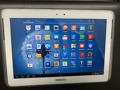 £49.99 • Buy Samsung Galaxy Note 10.1 Gt-n8010 16gb White, Android