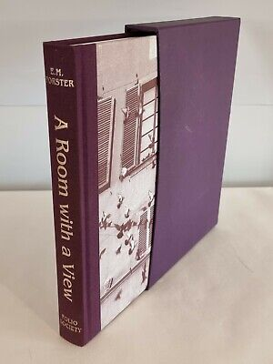 £39.99 • Buy A Room With A View - E.M. Forster - Folio Society - 2007 - Like New