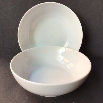 £24.50 • Buy TWO X China By Denby Brand NEW Cereal/Soup 18cm 800ml Bowl 1st Quality UNUSED