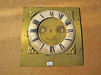 £6.50 • Buy Antique/Vintage Clock Dials/Faces/Chapter Rings For Wall Clock