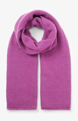 £29.99 • Buy BNWT Lovely Pure Cashmere Scarf In Magenta From John Lewis Rrp £60.00