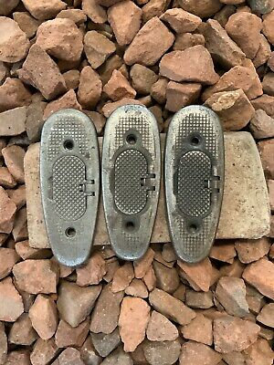 $17.49 • Buy Lot Of 3 M1 Garand  WWII Buttplate Butt Plate Stock Metal GHS GAW