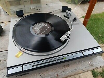£89 • Buy Jvc Turntable Direct Drive Ql A5 Hifi Separate