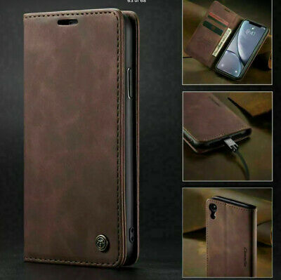£9.99 • Buy Iphone 11 Wallet Case With Card Holder. Faux Leather