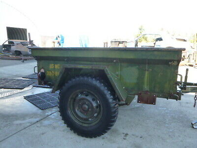 $1000 • Buy Willys M416 Military Trailer