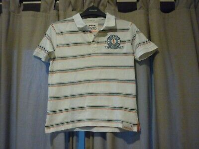 £4 • Buy Boys Jenson Button T-shirt From Marks And Spencer - Age 7-8 Years