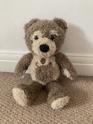 £5 • Buy Little Charley Charlie Bear Cuddly Soft Toy Talking Sounds