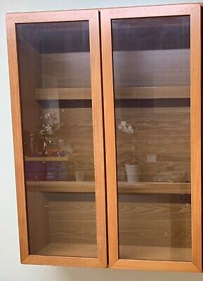£40 • Buy Tapley 33 Double Fronted Display Cabinet