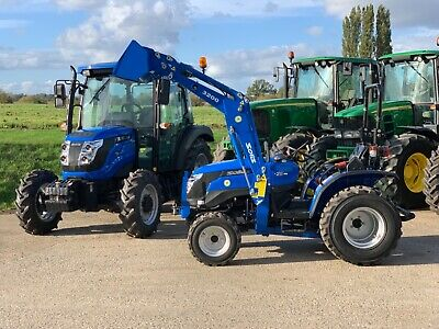 £10840 • Buy Solis 26 Compact Tractor With Loader