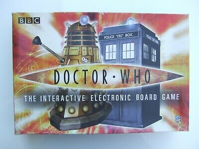 £7.99 • Buy Doctor Who, The Interactive Electronic Board Game By Toy Brokers