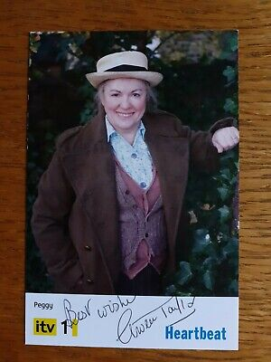 £6.99 • Buy Gwen Taylor  Duty Free   Heartbeat  Hand Signed 6 X4  Photograph