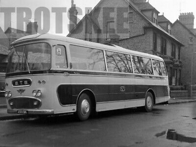£3.99 • Buy Larger Negative BTS Motorways Coventry AEC Reliance Plaxton 449CWK Oxford 1965