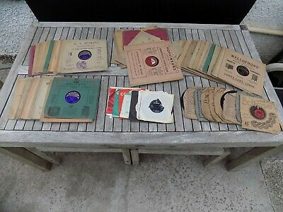 £15 • Buy Gramophone & Vintage Records Job Lot Of Over 32 Records
