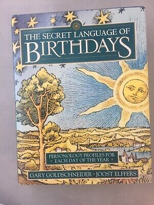 £19.99 • Buy The Secret Language Of Birthdays, HUGE, HEAVY Book, Over 800 Pages - Astrology