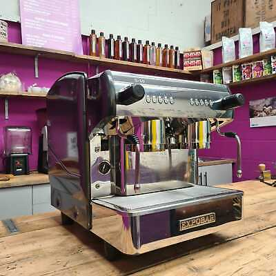 £1800 • Buy Coffee/Espresso Machine Reconditioned Expobar G-10 2 Group Compact