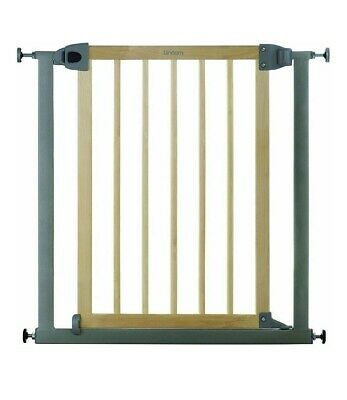 £18 • Buy Lindam Easy Fit Deluxe Wood And Metal Safety Gate