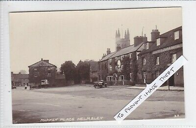 £5.99 • Buy Helmsley North Yorkshire Market Place RP Postcard Unposted