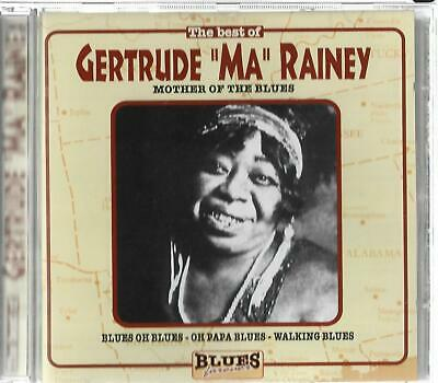 $5.99 • Buy The Best Of Gertrude  Ma  Rainey