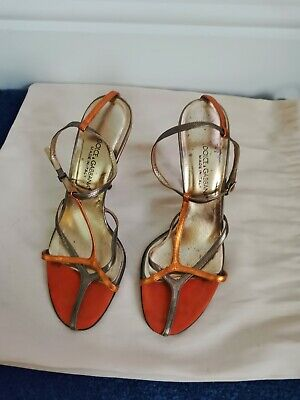 £25 • Buy Dolce & Gabbana Ladies Strappy Sandal Style Shoes.