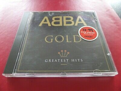 £1.29 • Buy Abba Gold Greatest Hits Cd