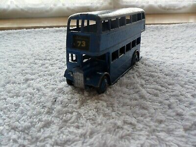 $ CDN25.78 • Buy Vintage DINKY TOYS 29C LEYLAND GRILL DOUBLE DECKER BUS RARE  From The Early 1950