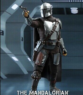 $ CDN292.22 • Buy Star Wars Hot Toys The Mandalorian 1/6 Deluxe Version (No Child) - New With Box