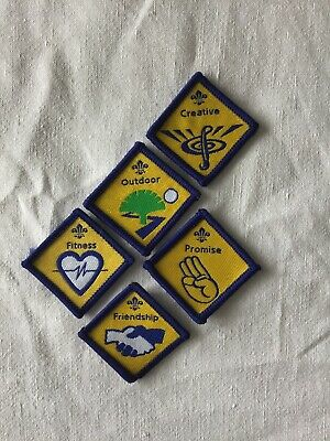 £1.50 • Buy Beaver Scout Badges (not Current) X 5