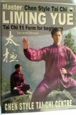 £10.99 • Buy Chen Style Tai Chi 11 Form DVD Master Liming Yue