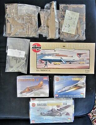 £4.01 • Buy Job Lot Of Airfix, Academy Model Kits 1/72 & 1/144 Scale SPARES / REPAIRS
