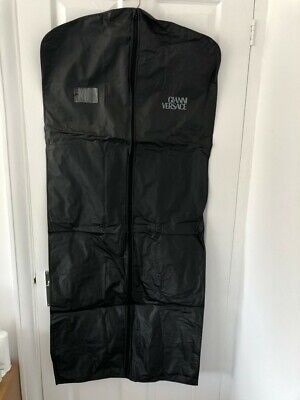 £7 • Buy Gianni Versace Garment Carrier Protector, Suit Cover Dust Protector