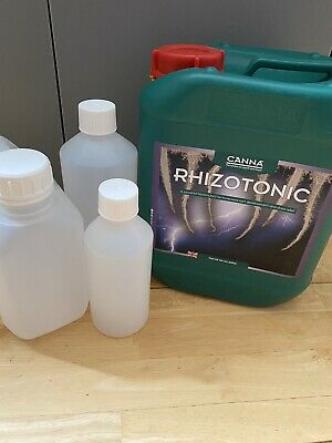 £12 • Buy Canna Rhizotonic DECANTED 250ml Grow Hydro Shop Boost Nutes CHEAPEST ON EBAY