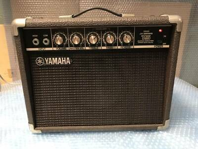 £308.65 • Buy Yamaha Jx15 Guitar Amp With Cover