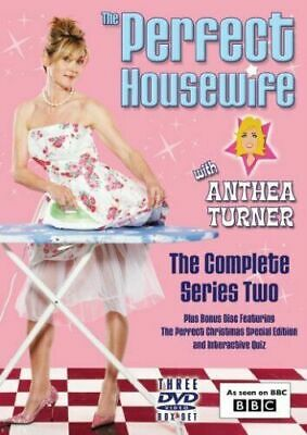 £27.79 • Buy Perfect Housewife Series 2 Inc. Xmas Special - 3 DVDs Region Free - NEW & Sealed