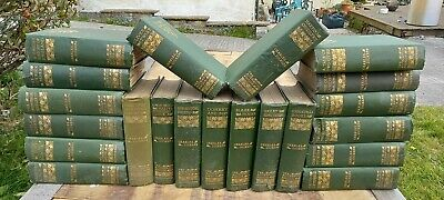 £89.98 • Buy The Works Of Charles Dickens Authentic Chapman Hall Edition 21 Volume Set 1901