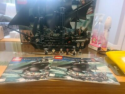 £280 • Buy LEGO 4184 Pirates Of The Caribbean The Black Pearl