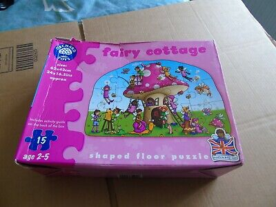£3 • Buy Orchard Toys Fairy Cottage Puzzle