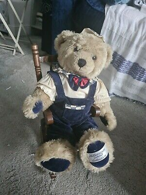 £3.99 • Buy Vintage Teddy Bear In Rocking Chair - Millennium 2000 Collection