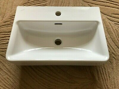 £18 • Buy Laufen Pro S Compact Washbasin 550mm X 380mm White, Excellent Condition
