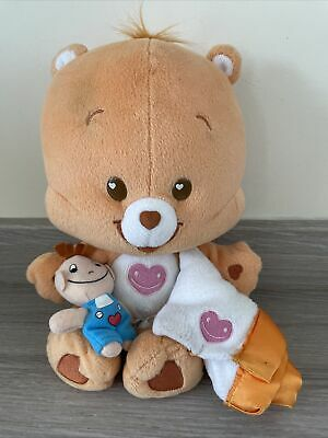 £12 • Buy Care Bear Cubs - Tenderheart Bear - 2005 - Orange - Pre-Loved - Size 12 Inches