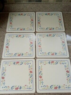 £5 • Buy BHS Priory Tableware - Set Of Placemats