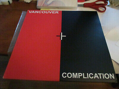 £1.63 • Buy Vancouver Complication - 2xLp - RE - Subhumans D.O.A. Pointed Sticks KBD 1977-79